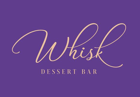 Whisk Dessert Bar Pop-Up