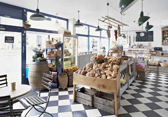 The De Beauvoir Deli Co