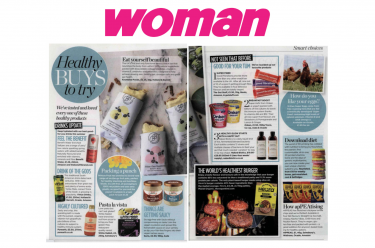 coverage in Woman, 6 September 2021