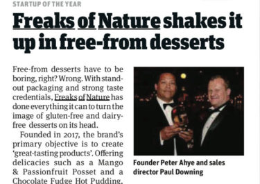 coverage in The Grocer, 25 June 2019