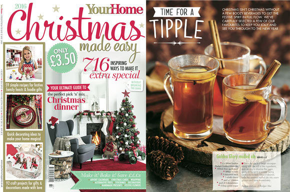Badger Ales  coverage in Your Home - Christmas Made Easy, 7 December 2016