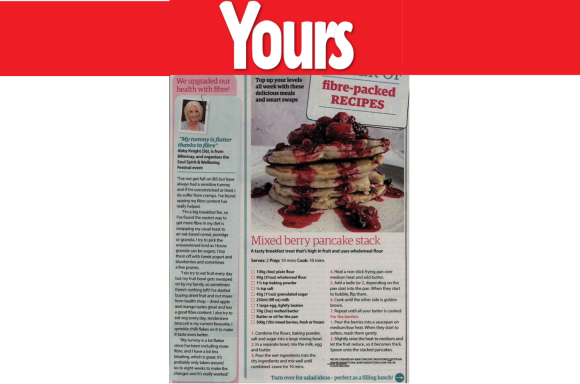 UK Flour Millers coverage in Yours , 14 June 2021