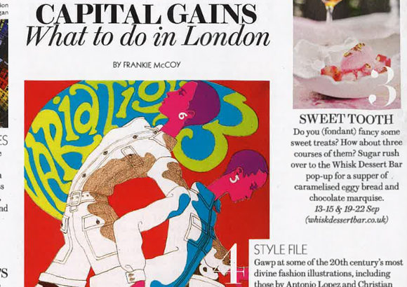 Konditor coverage in ES Magazine, 26 September 2018