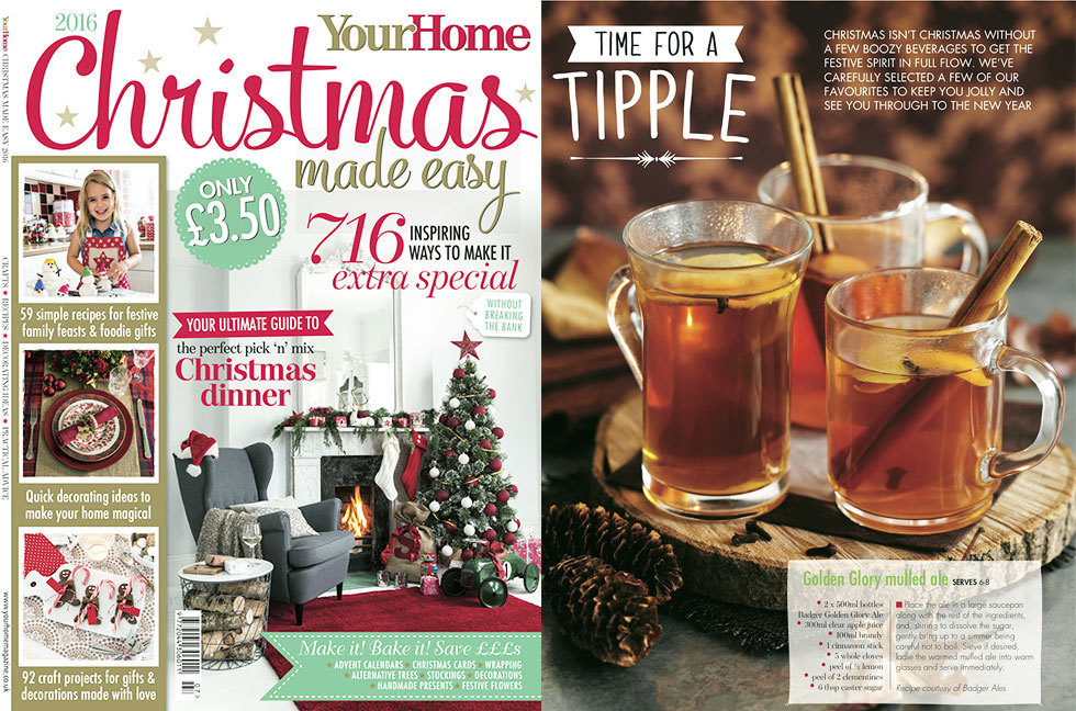 Coverage for Badger Ales  in Your Home - Christmas Made Easy, 2016-12-01