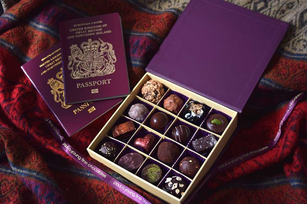Paul A Young Fine Chocolates Will Take You On A Romantic Journey